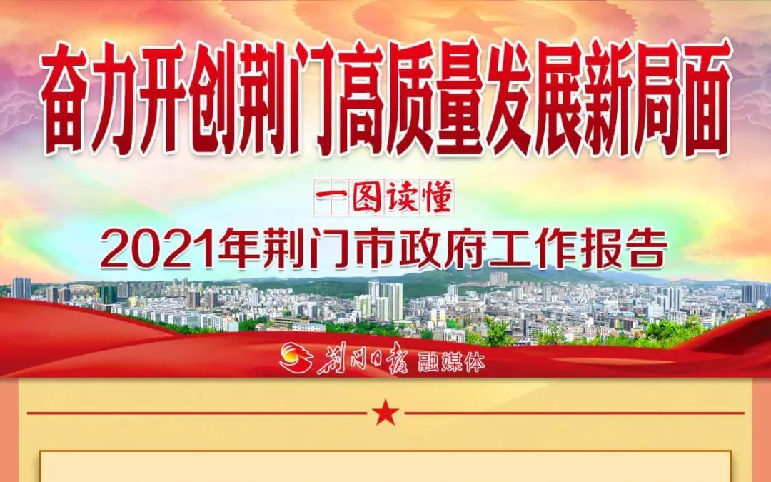 """""""荆品名门""""被写入2021年荆门市政府工作报告!"""